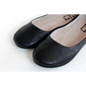 fs/ny エフエススラッシュエヌワイ バレエシューズ sloop stropicciato 靴|shoesgallery-hana|06