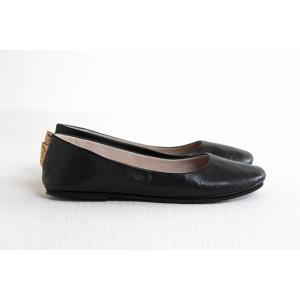 fs/ny エフエススラッシュエヌワイ バレエシューズ sloop stropicciato 靴|shoesgallery-hana|07