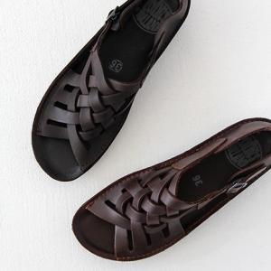 Loints ロインツ オープントゥサンダル メッシュサンダル No.39755 レディース 靴|shoesgallery-hana