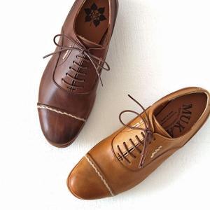 MUKAVA ムカヴァ ストレートチップレースアップシューズ MU-904 レディース 靴 shoesgallery-hana