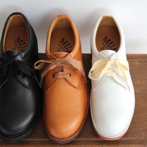 MUKAVA ムカヴァ ムカバ レースアップシューズ MU-965 レディース 靴 shoesgallery-hana