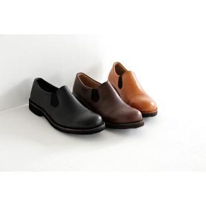 MUKAVA ムカヴァ ムカバ キャップトゥ スリッポンシューズ MU-968 レディース 靴|shoesgallery-hana|02