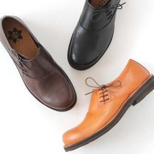 MUKAVA ムカヴァ ムカバ サイドレースシューズ MU-978 レディース 靴|shoesgallery-hana