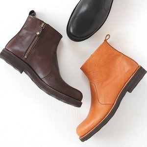 MUKAVA ムカヴァ ムカバ サイドジップ ショートブーツ MU-980 レディース 靴|shoesgallery-hana