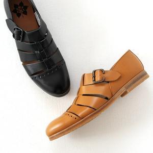 MUKAVA ムカヴァ レザーシューズ MU-983 レディース 靴|shoesgallery-hana