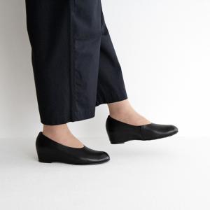 MUKAVA ムカヴァ ウエッジソールパンプス MU-984 レディース 靴 shoesgallery-hana 03