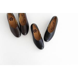MUKAVA ムカヴァ ウエッジソールパンプス MU-984 レディース 靴 shoesgallery-hana 04