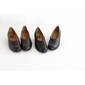 MUKAVA ムカヴァ ウエッジソールパンプス MU-984 レディース 靴 shoesgallery-hana 05