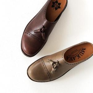 MUKAVA ムカヴァ サボシューズ MU-952 レディース サンダル 靴|shoesgallery-hana