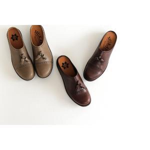 MUKAVA ムカヴァ サボシューズ MU-952 レディース サンダル 靴|shoesgallery-hana|06