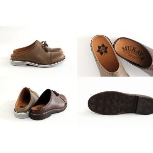 MUKAVA ムカヴァ サボシューズ MU-952 レディース サンダル 靴|shoesgallery-hana|08