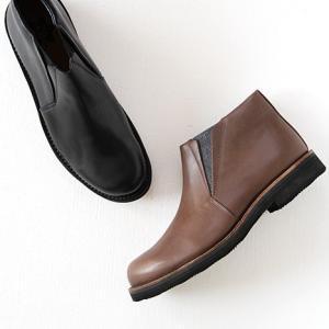MUKAVA ムカヴァ ムカバ サイドゴアブーツ MU-985 レディース 靴|shoesgallery-hana
