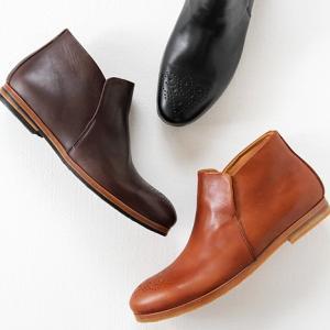 MUKAVA ムカヴァ ムカバ アンクルブーツ スリッポン MU-989 レディース 靴|shoesgallery-hana