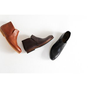 MUKAVA ムカヴァ ムカバ アンクルブーツ スリッポン MU-989 レディース 靴|shoesgallery-hana|02