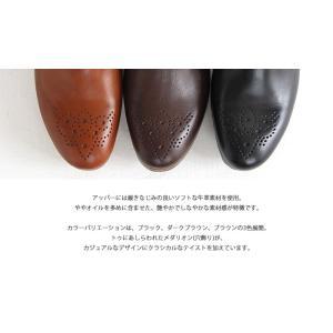 MUKAVA ムカヴァ ムカバ アンクルブーツ スリッポン MU-989 レディース 靴|shoesgallery-hana|06