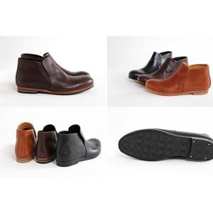 MUKAVA ムカヴァ ムカバ アンクルブーツ スリッポン MU-989 レディース 靴|shoesgallery-hana|09