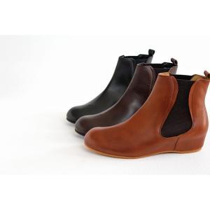 MUKAVA ムカヴァ ムカバ インヒールサイドゴアブーツ MU-990 レディース 靴|shoesgallery-hana|04