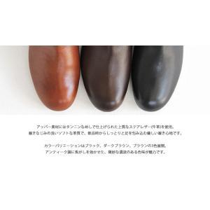 MUKAVA ムカヴァ ムカバ インヒールサイドゴアブーツ MU-990 レディース 靴|shoesgallery-hana|06