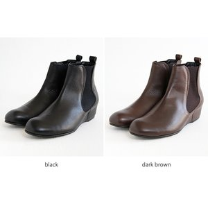 MUKAVA ムカヴァ ムカバ インヒールサイドゴアブーツ MU-990 レディース 靴|shoesgallery-hana|09