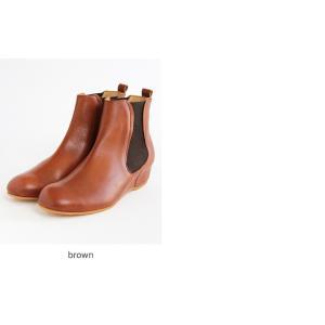 MUKAVA ムカヴァ ムカバ インヒールサイドゴアブーツ MU-990 レディース 靴|shoesgallery-hana|10