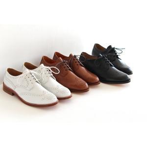 Palanco パランコ ウイングチップ レースアップシューズ 757 靴 レディース|shoesgallery-hana|02