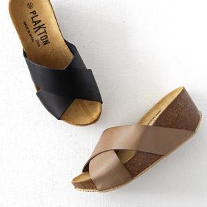 PLAKTON プラクトン コルクソールサンダル No.278008 VEQUETA ミュール/スッテプインサンダル レディース 靴|shoesgallery-hana