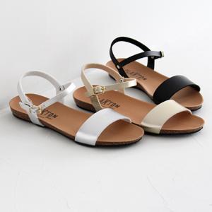 PLAKTON プラクトン ストラップサンダル No.575725 レディース 靴|shoesgallery-hana