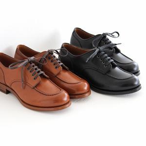 plus by chausser プリュス バイ ショセ Uチップレースアップシューズ PC-5017 レディース 靴|shoesgallery-hana