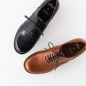 plus by chausser プリュス バイ ショセ レースアップシューズ PC-5021 レディース 靴|shoesgallery-hana
