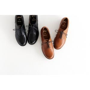 plus by chausser プリュス バイ ショセ レースアップシューズ PC-5021 レディース 靴 shoesgallery-hana 03