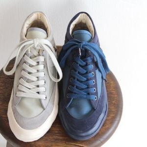 (10%OFFクーポン配布中)REPRODUCTION OF FOUND(リプロダクションオブファウンド)ミリタリースニーカー3300CS/ Italian Trainer(メンズ)|shoesgallery-hana