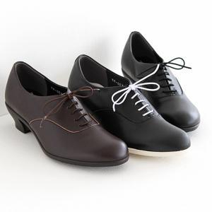 TRAVEL SHOES by chausser トラベルシューズバイショセ レースアップシューズ TR-007 レディース 靴|shoesgallery-hana
