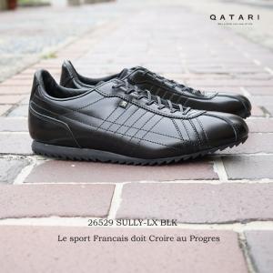 <br>パトリックスニーカー シュリー・ラグジュワリー ブラック<br>PATRICK SULLY-LX BLK 26529
