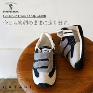 パトリック キッズスニーカー ジーマラソン クール PATRICK Gee-MARATHON COOL GE1601