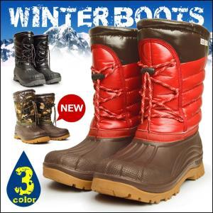 スノーブーツ メンズブーツ ロングブーツ レインシューズ スノーシューズ 防水 防寒 防滑 レインブーツ カジュアル 靴 メンズシューズ