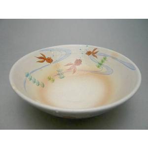 京焼 清水焼     夏茶碗 金魚|shoindo