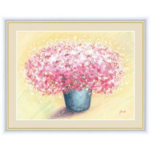 Youbi  洋美 幸せのブーケ 「可愛いピンクのブーケ」 三美会 F6(大)  【代引き不可】|shojidho