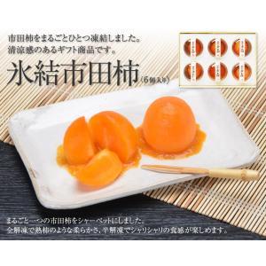 氷結市田柿 6個入り|shojikiya