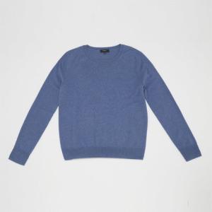 SHOKAYシャンバラ・メンズセーター(ブルー)|shokay