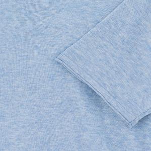SHOKAY(ショーケイ)メンズ・ニットTシャツ(コットンヤク素材、ペールブルー)|shokay|03