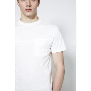SHOKAY メンズ・コットンTシャツ(ホワイト)|shokay|02
