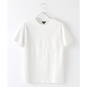 SHOKAY メンズ・コットンTシャツ(ホワイト)|shokay|03