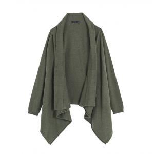 SHOKAY(ショーケイ)「ティータイム・セーター」ヤク100%ニットジャケット shokay
