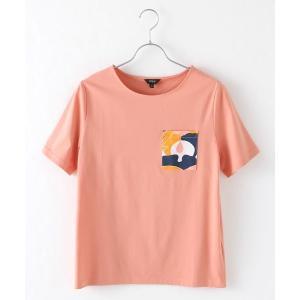 SHOKAY(ショーケイ)ウィメンズ・コットンTシャツ(ピンク)|shokay