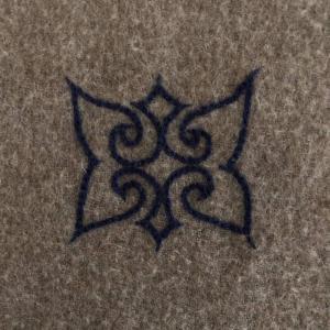 アイヌ文様刺繍バタフライ|shokay