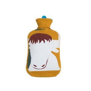 SHOKAY(ショーケイ)「YUSHU ホットウォーターボトル(湯たんぽ)」(オーガニックコットン×ヤク)|shokay