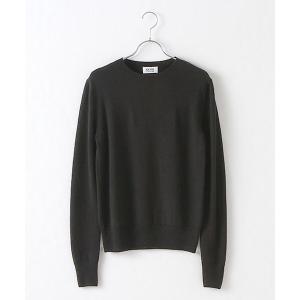 SHOKAY×DGBH ピュア・クルーネックセーター(ヤク100%、ユニセックスサイズ、ブラック)|shokay