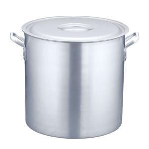 寸胴鍋 アルミニウム(アルマイト加工) (目盛付)TKG45cm 7-0031-0110 寸胴鍋 (TKG17-0031)|shokki-pro