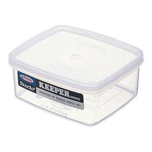 Lustro ware ラストロ・角キーパー  B-310S 7-0220-0401 食品保存容器 shokki-pro