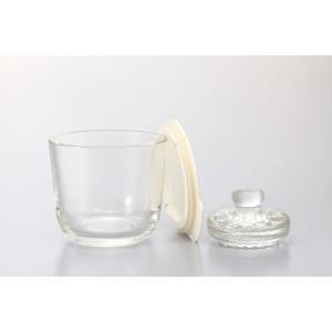 ハリオガラスの一夜漬け器GTK-Sホワイト (TKG17-0266)|shokki-pro